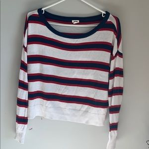 Garage Striped Sweater